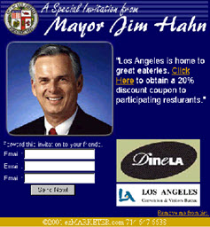 Mayor Jim Hahn