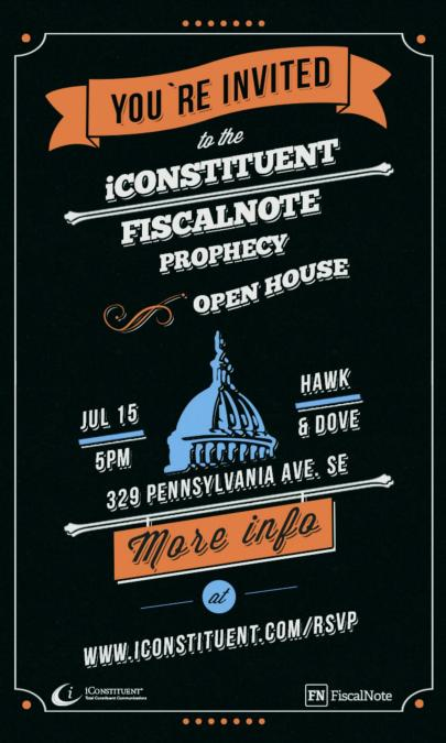 iConstituent & FiscalNote Present: Prophecy